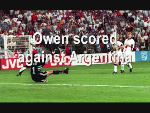 The RoM Michael Owen song competition