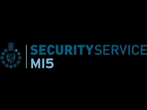 The History of Security Service (MI5)