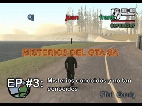 GTA SA #3: misterios conocidos y no tan conocidos (LOQUENDO)