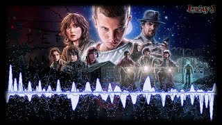 Gambar cover Stranger Things - Soundtrack - colonna sonora Stagione 1. Stranger Things Theme Song