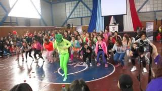 baile cebolla alianza roja 2016 cma