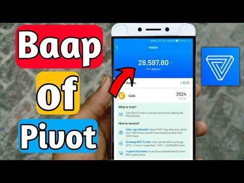 Baap of pivot app earn ₹100 daily and ₹10 per refer | VideoBuddy baap of pivot