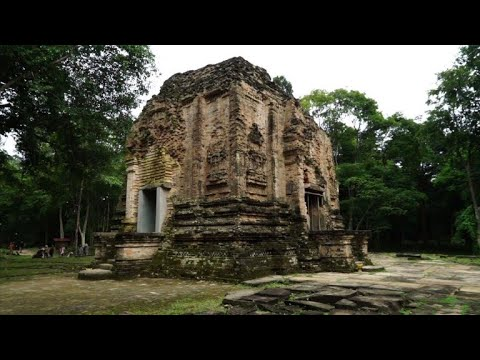 Ancient Cambodian city set for rebirth after UNESCO listing