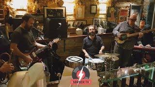 Morning Skifflers Live@Barrocciaia Livorno 03/01/19 - Simone Luti al basso