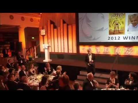 Irish Book Awards 2012 Highlights Show  on RTE Television