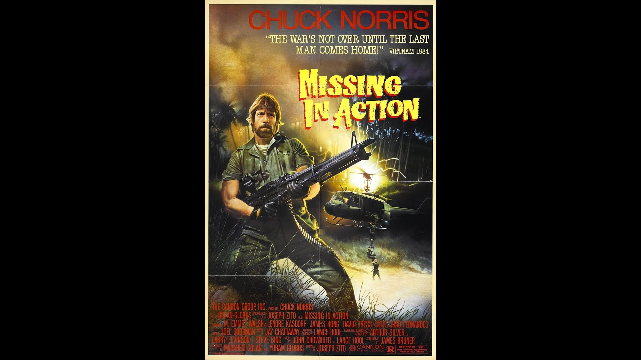 missing in action 1984 simple review 66 youtube