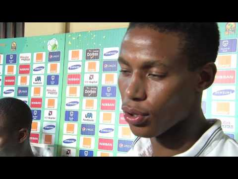 Post-match Interviews: South Africa - Orange Africa Cup of Nations, EQUATORIAL GUINEA 2015