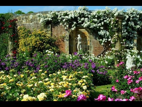75 most beautiful rose gardens in the world youtube for Beautiful garden pictures of the world