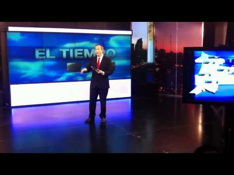 C5N - VIZRT Virtual Graphics + VIZRT Anchor @ C5N Argentina