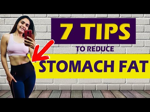 7-tips-to-reduce-belly-fat-||-lose-stomach-fat-||-weight-loss-tips