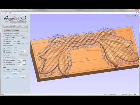 D03 - Importing 3D Toolpaths - Multiple Objects