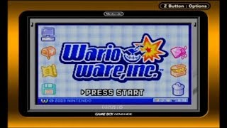 WarioWare, Inc.: Mega Microgame$! Playthrough Part 1