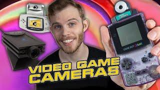 Video Game Cameras Were Weird (GameBoy Camera, EyeToy, and More!)   Billiam