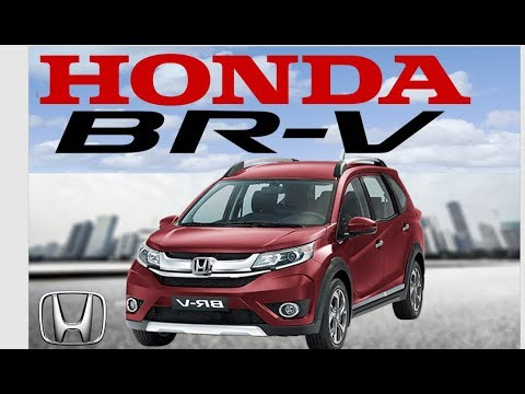 2018 ✔ Honda BRV - Awesome 7- Seater Crossover MPV! IN SUV clothes | Complete Review | Get Smart