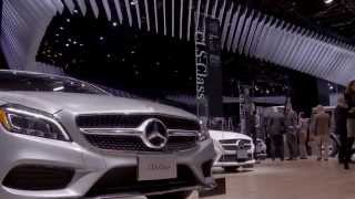Mercedes: Mercedes-Benz at the North American International Auto Show 2015