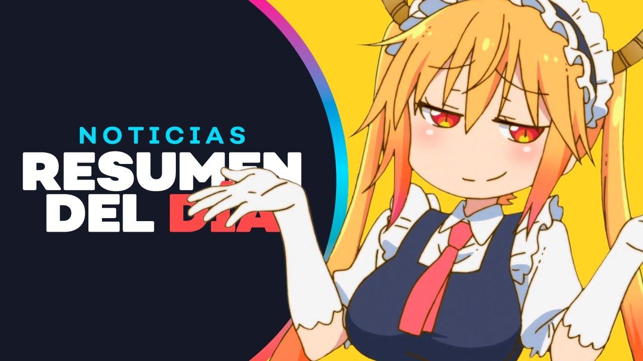 El Manga Act-Age es Cancelado y Kobayashi-san Chi no Maid Dragon 2 Revela Nuevos Datos - Noticias