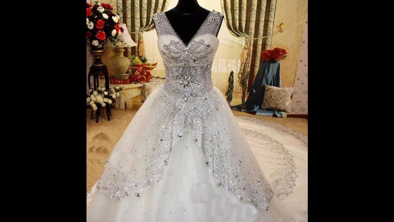 Las últimas tendencias Vestidos de novia ampones con ...