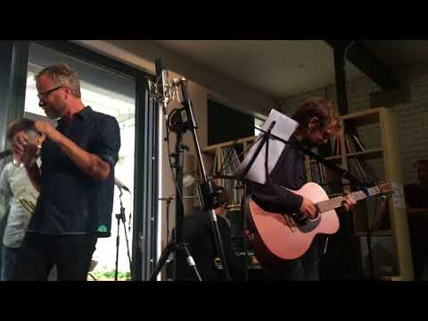 The National  The System Only Dreams In Total Darkness @ Sofarsounds Edinburgh 092017