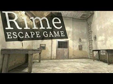 Прохождение игры: Rime: Room Escape Game