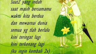 Saat-Saat Terindah - Rama Band (Lyric)