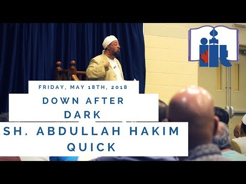 Dawn after Dark | Dr. Abdullah Hakim Quick