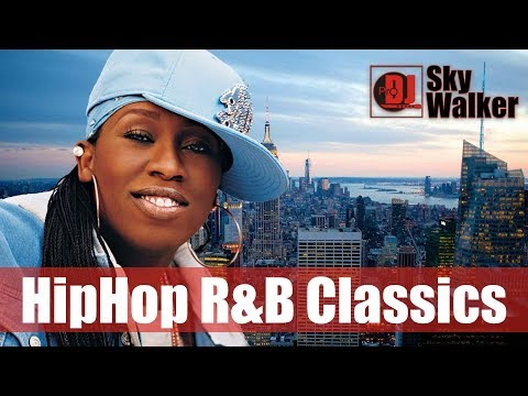 R&B Hip Hop Classics | 90s 2000s Old School Black Music | Dance Club Mix | DJ SkyWalker