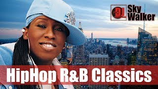 DJ SkyWalker | R&B Hip Hop Classics | 90s 2000s Old School Black Music | Dance Club Mix