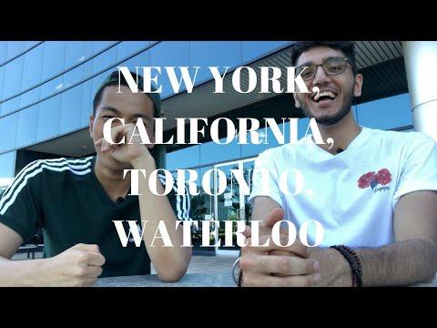 Waterloo Co Op: Working In NY, California, Toronto With Jitin Dodd   Episode 4