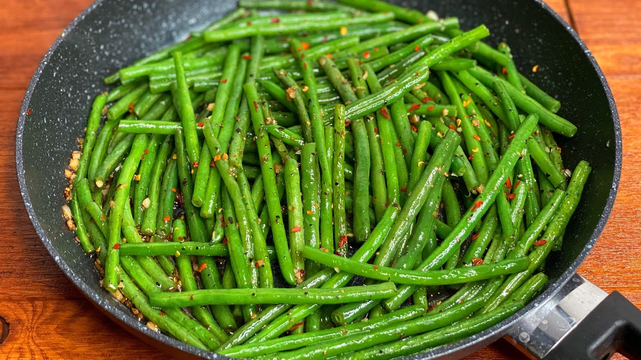 Download Green beans Recipe