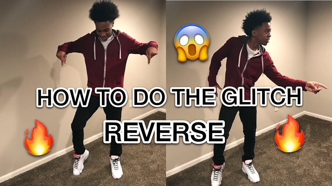 How To Do The Glitch Dance Tutorial