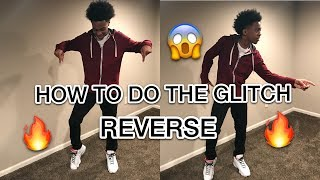 TUTORIAL | HOW TO DO THE GLITCH REVERSE DANCE MOVE | AYO & TEO