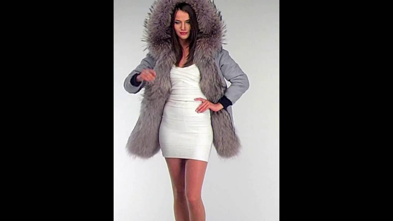 Надежные покупки с AliExpress - Зимняя женская куртка с .