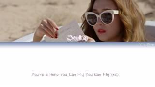 Gambar cover Jessica (제시카) – Fly (Feat. Fabolous) Lyrics (Han|Rom|Eng)