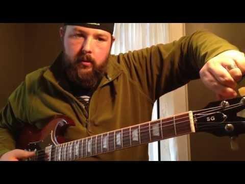Gibson GFORCE Tuning System Demo : TBCS3E6