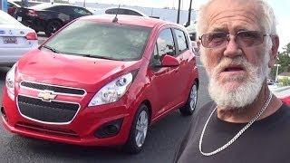 GRANDPA'S NEW CAR! (PRANK)