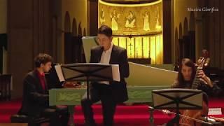 Sonata nona in D, op 3