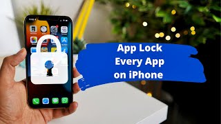 Free App Lock for any iPhone | How to lock apps on iPhone?