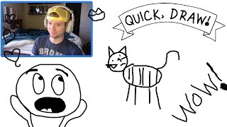 Quick, Draw! How does it do that?! / Gamer Chad Plays
