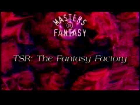 Masters of Fantasy - TSR: The Fantasy Factory