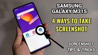 Samsung Galaxy F41 : 4 Ways To Take Screenshots.