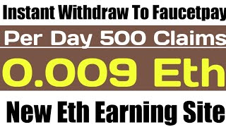 New Free Ethereum Eth Earning Site 2020 | Earn Ethereum Without Invesment With Payment proof