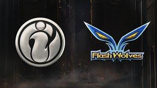 MSI 2019: Fase de Grupos - Dia 5 | Invictus Gaming x Flash Wolves (14/05/2019)