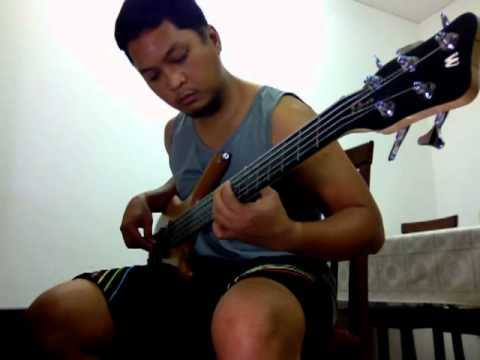 Anti-Gravity Love Song (bass cover)