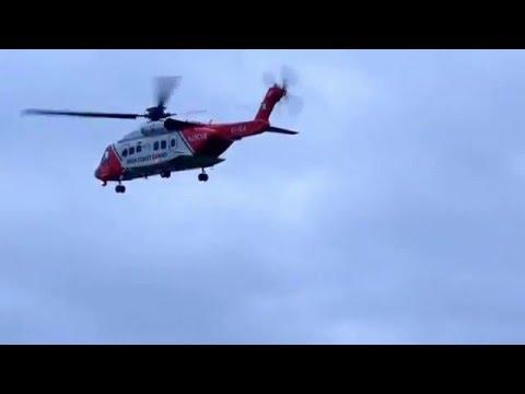 Irish Coastguard Helicopter, Rescue 116