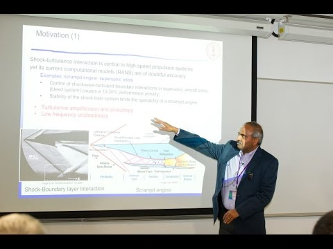 IAS Symposium on Aero / Fluid Dynamics and Acoustics : Prof Sanjiva K. Lele