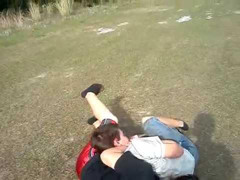 Backyard brawl
