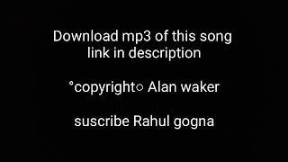 DOWNLOAD MP3 HERE K-391 - Ignite (feat. Alan Walker, Julie Bergan & Seungri)