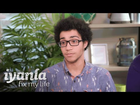 """Iyanla Tells Trina Braxton Her Talks With Her Son Are """"Inappropriate"""" 
