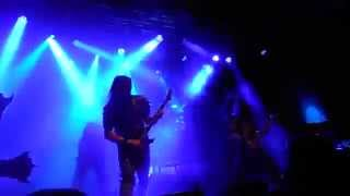 Dark Funeral - Vobiscum Satanas @ Klubben, Stockholm 3rd of May 2014