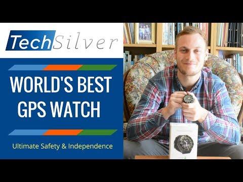 Best GPS Tracker Watch For People / Elderly / Lone Workers [2019]
